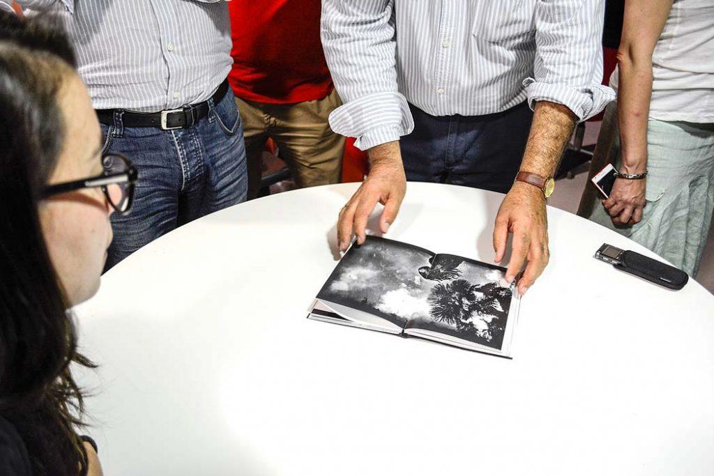 Deriva escuela de fotografía en Granada curso de iniciación a la fotografía Comenzar impartido por Javier Morales Carmen Rivero y Pablo Trenor