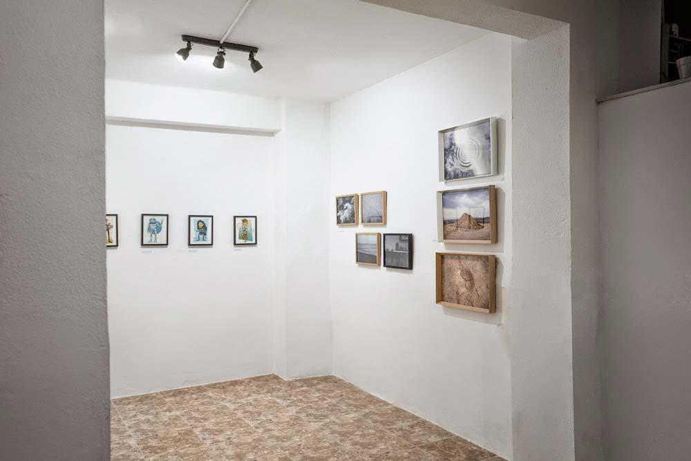 Deriva escuela de fotografía en Granada espacio de Insula Sur exposiciones formación proyecciones laboratorio