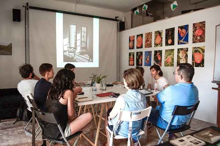 Deriva Escuela Fotografía Verónica Fieiras Taller Fotolibros