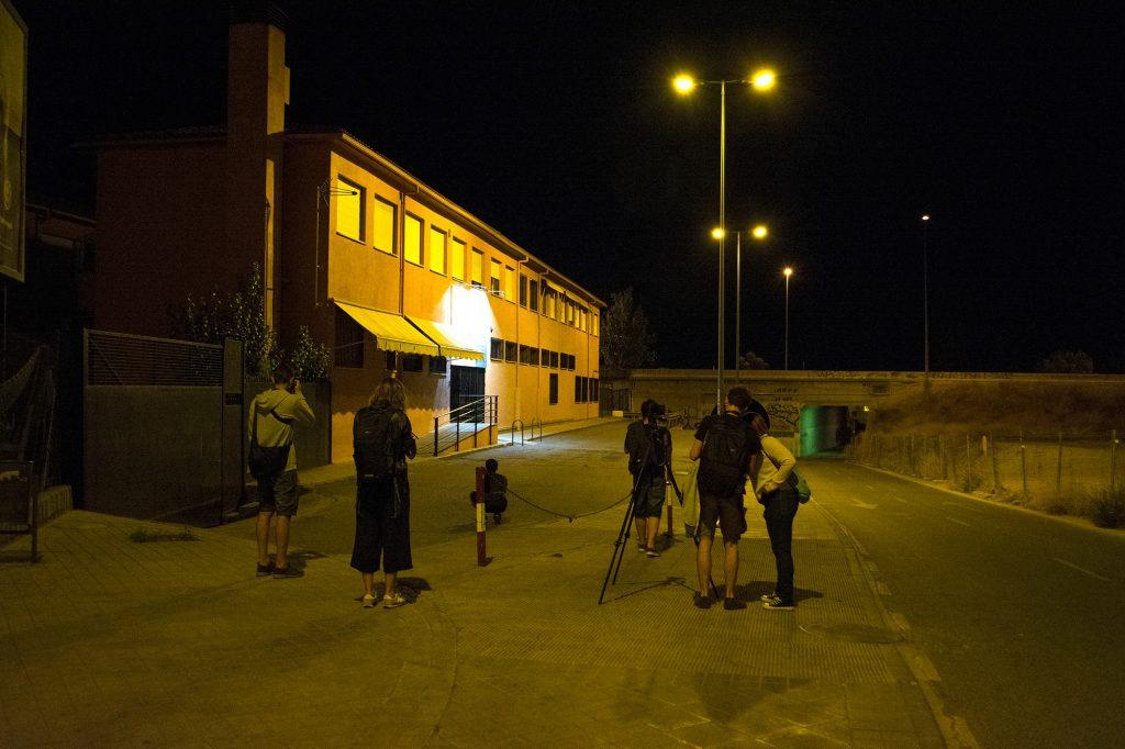 Deriva Escuela Fotografía Pablo Trenor Fotografía Taller Paseo