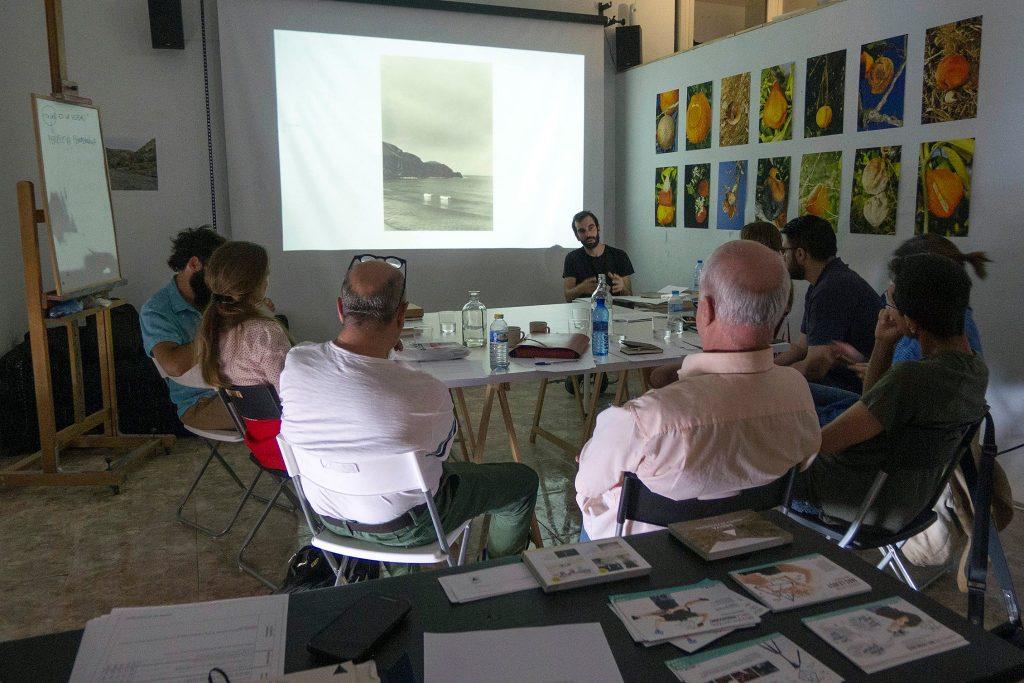 Deriva Escuela Fotografía Taller la duración visible Pablo López