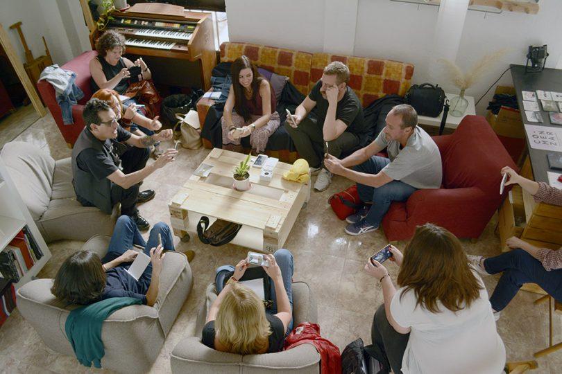 Fotografía Escuela Fotos Microtaller Móvil