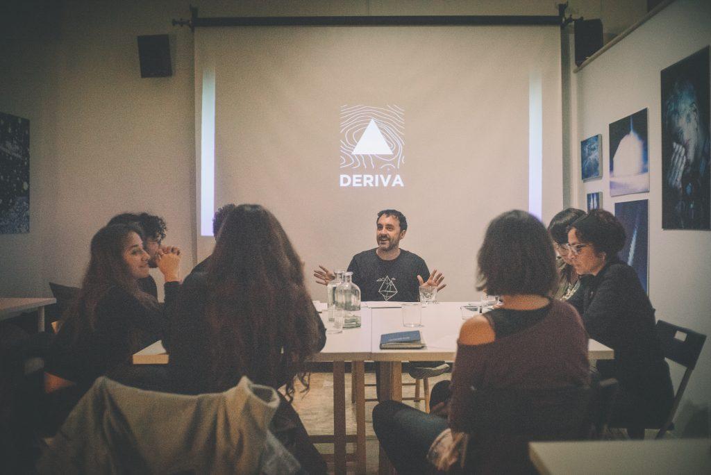 Deriva Escuela Fotografía Curso Comenzar