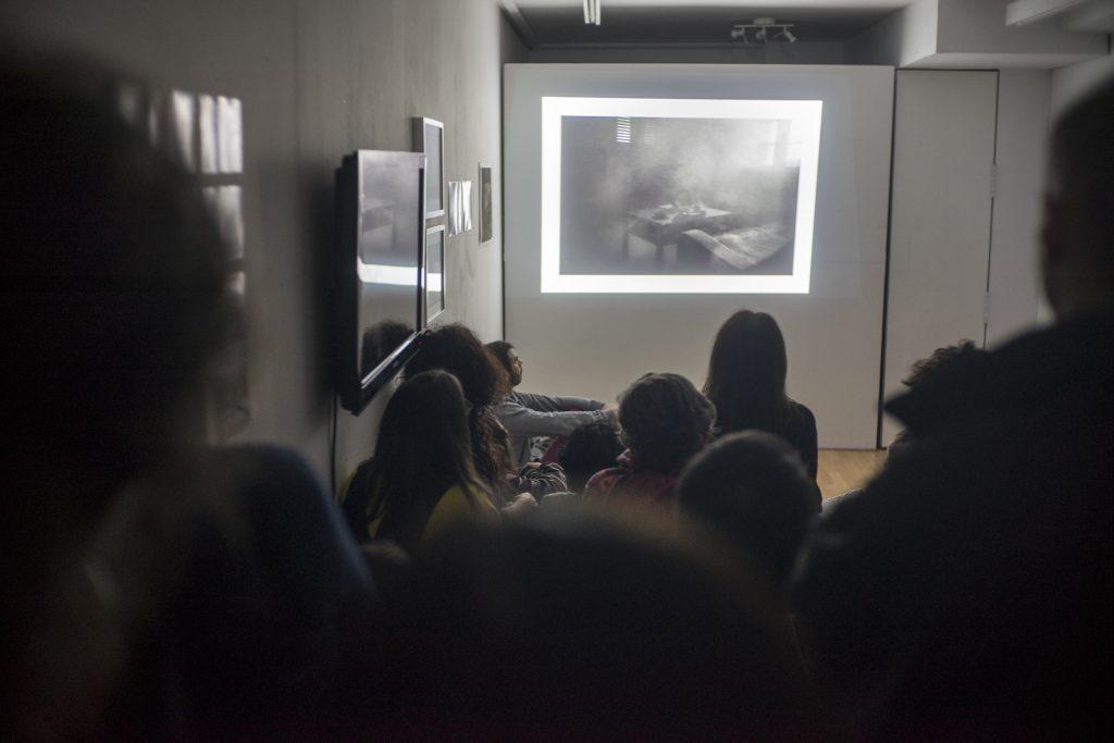 Deriva Escuela Proyecciones Fotografía