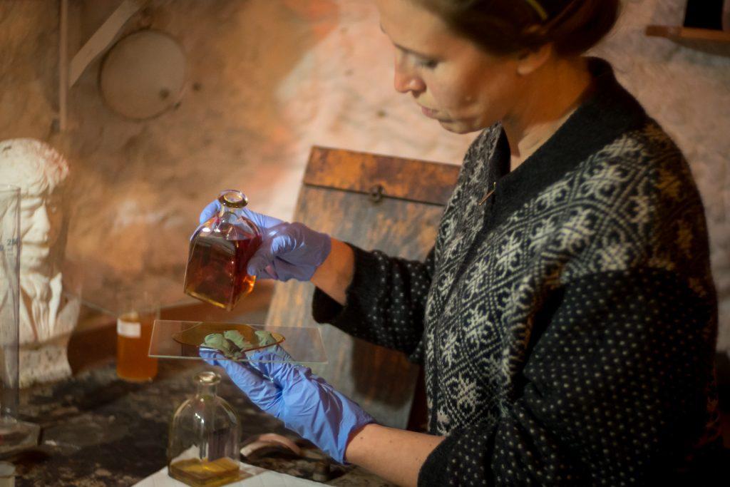 FOTOGRAFÍA El Colodión Húmedo El Laboratorio