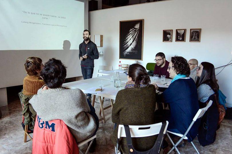 Microtaller Pablo López Fotografía Escuela