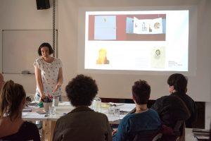 Valle Galera Master Class Clase Deriva Escuela de fotografía