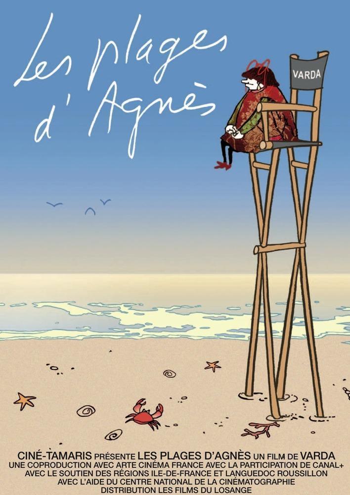 Les plages d'Agnès de Agnés Varda Cine forum deriva