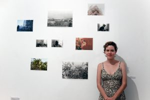 Inauguración de la exposición de COMENZAR II