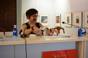 Foto Bienal Úbeda Carmen Rivero