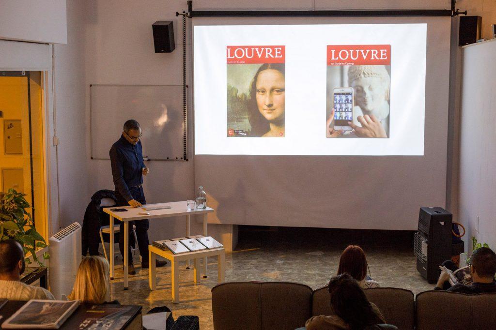 Presentación Obras Maestras de Antonio Pérez Rio