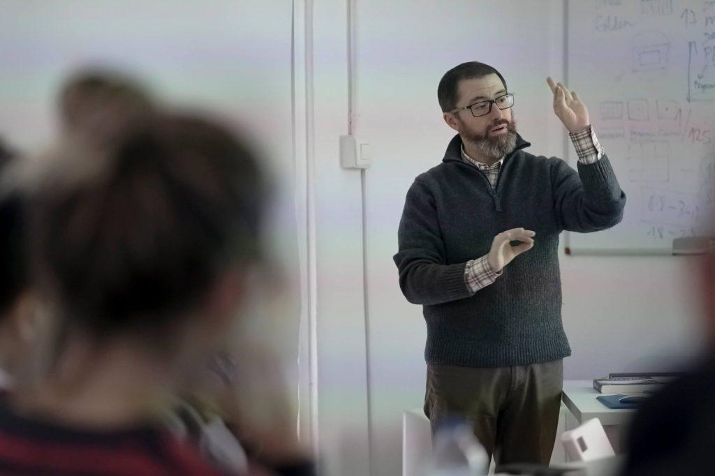 microtaller Juan de Dios Salas Cine Fotografía